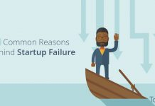 10 Common Reasons Behind Startup Failure - TaskQue Blog