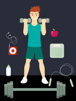 Workouts at Work - TaskQue Blog