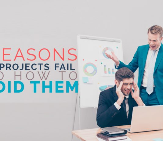 6 Reasons Why Projects Fail and How to Avoid Them - TaskQue Blog