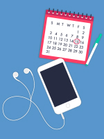 Stay Organized via Calendar - TaskQue Blog