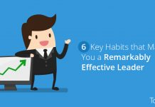 habits of effective leaders - TaskQue Blog