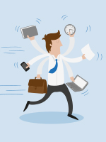 Just Say No to Multitasking - TaskQue Blog