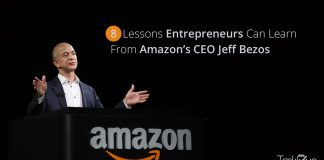 8 Lessons Entrepreneurs Can Learn From Amazon's CEO Jeff Bezos - TaskQue Blog