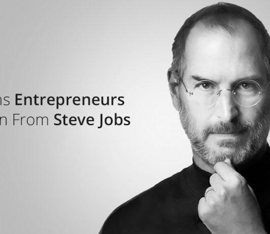 8 Lessons Entrepreneurs Can Learn From Steve Jobs - TaskQue Blog