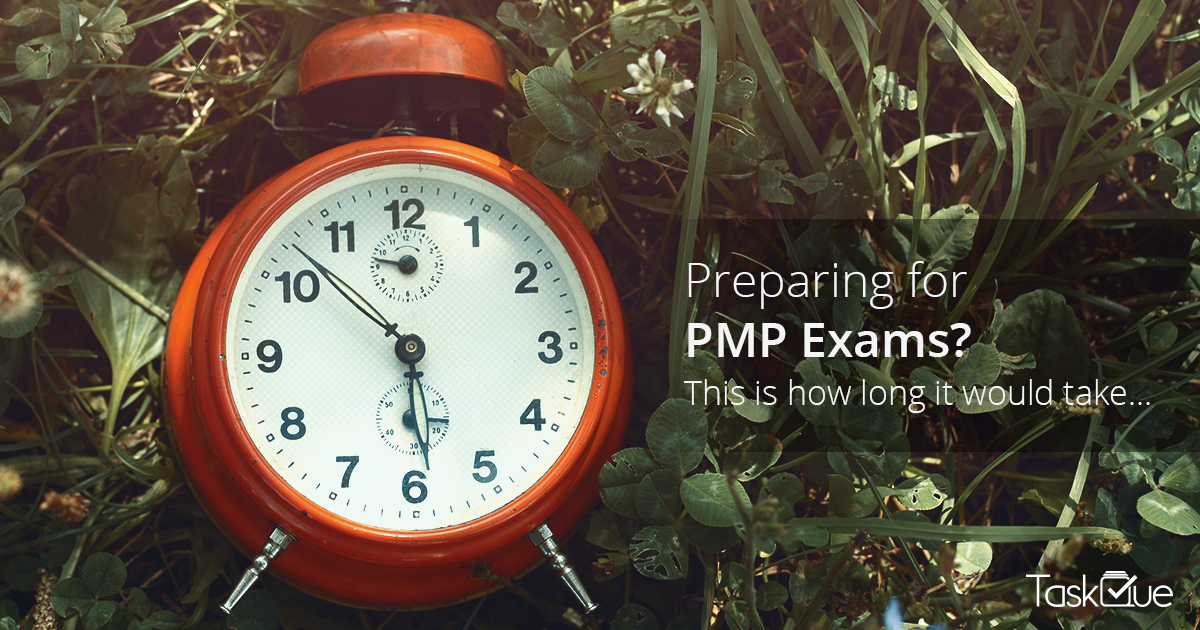 How Much Time Is Required For Pmp Exam Preparation
