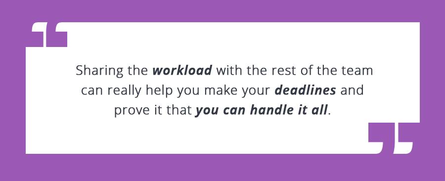 Share the Burden - TaskQue Blog