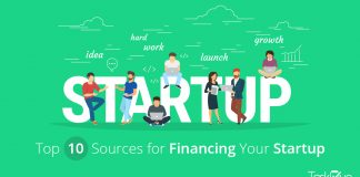 Financing Your Startup - TaskQue Blog