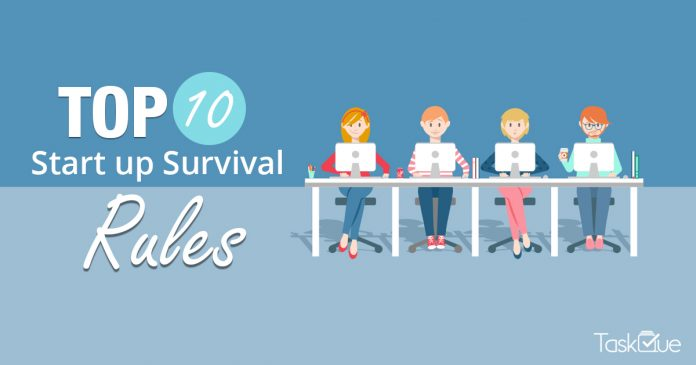 Top 10 Survival Rules for Entrepreneurs