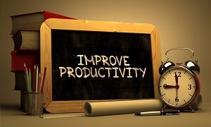Boost Productivity without Exhausting your Resources - TaskQue Blog