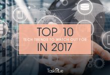 Top 10 Tech Waves To Ride On in 2017