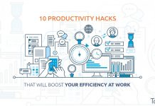 10 Productivity Hacks That Will Boost Your Efficiency at Work - TaskQue Blog
