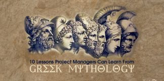 10 Lessons Project Managers Can Learn From Greek Mythology - TaskQue Blog