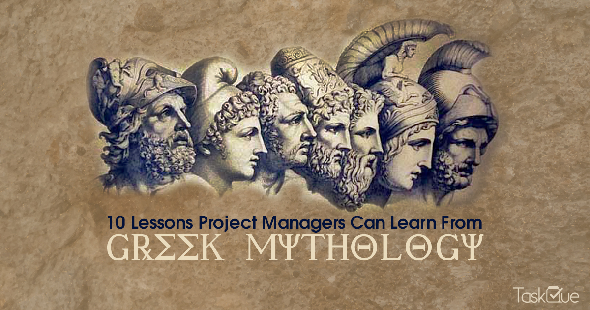 5 things we learned from Greek Mythology | KillAdjectives.com