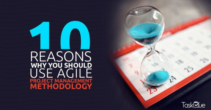 Agile Project Management Methodology - TaskQue Blog