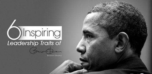 6 Inspiring Leadership Traits of Barack Obama - TaskQue Blog