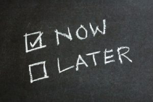 Get Over Procrastination with Two Minute Rule - TaskQue Blog