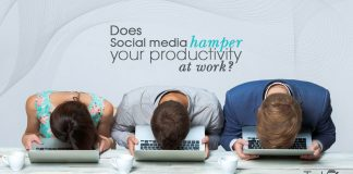 Social Media Impact on Productivity - TaskQue Blog