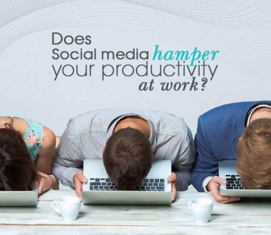 Social Media Impact on Productivity - TaskQue Blog