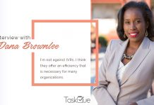 Dana Brownlee - TaskQue Blog