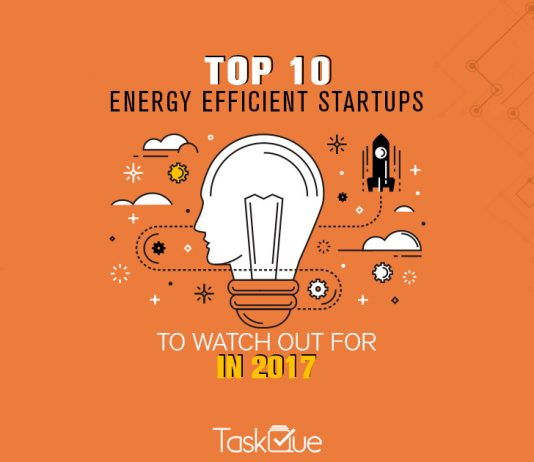 Energy efficient startups in 2017 - TaskQue Blog