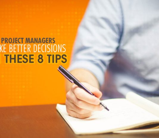 How Project Managers Can Make Better Decisions - TaskQue Blog