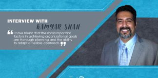 Expert Business Consultant Kamyar Shah -