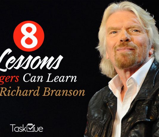 8 Lessons Managers can Learn from Richard Branson