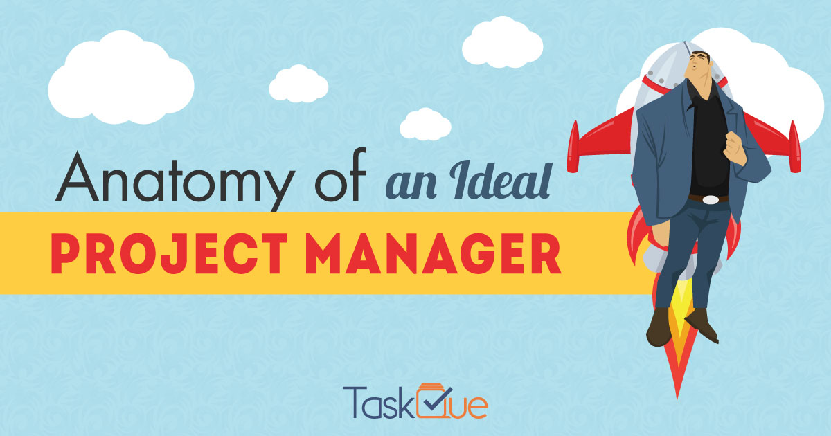 Anatomy Of An Ideal Project Manager