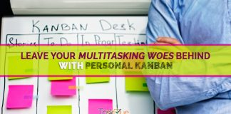 Leave Multitasking Woes Behind With Personal Kanban