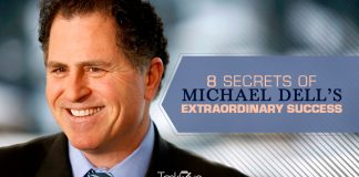 8 Secrets of Michael Dell's Extraordinary Business Success - TaskQue Blog