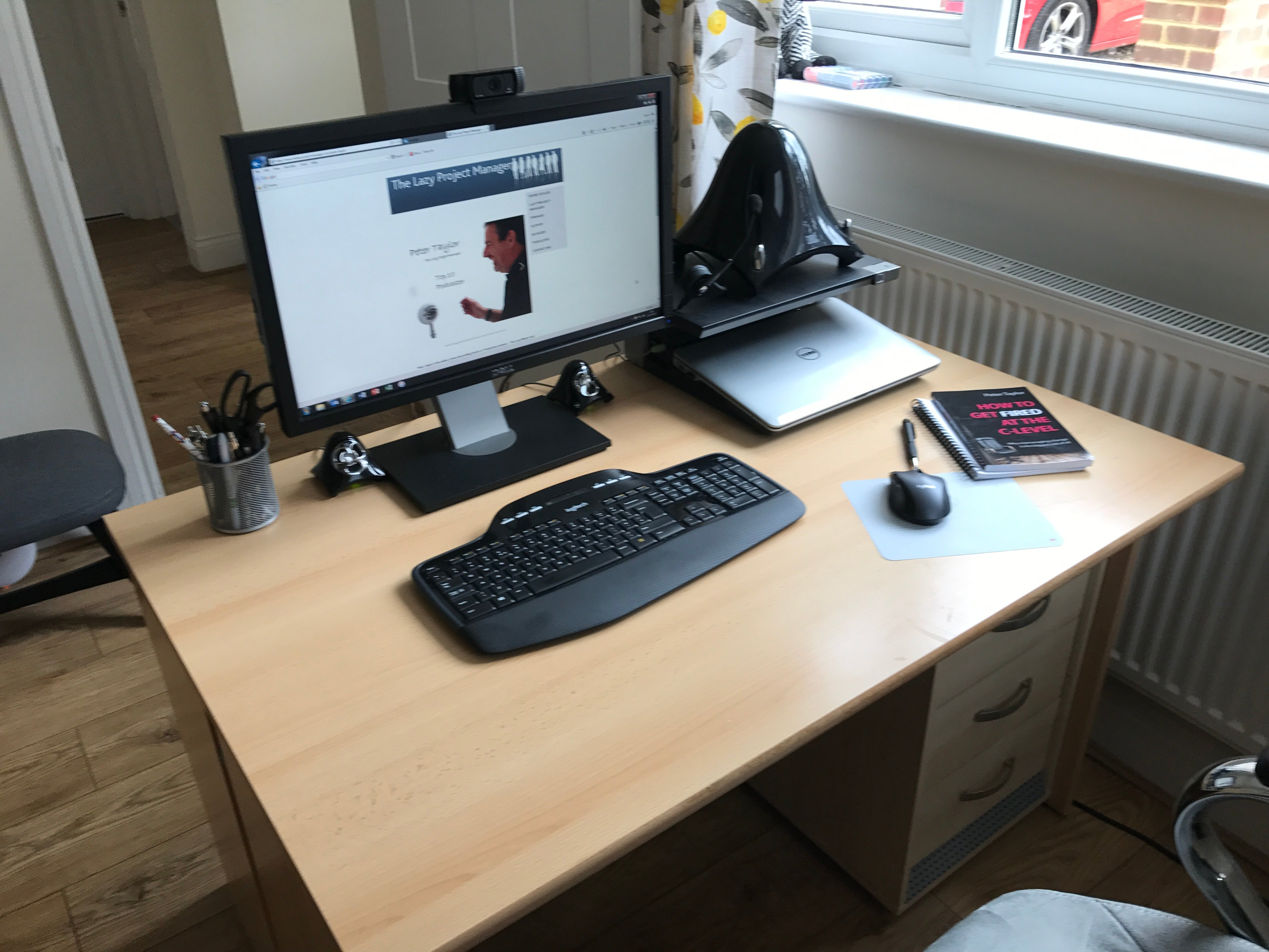 Peter Taylor the Lazy PM workstation