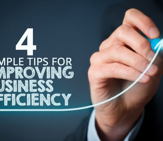 4 Simple Tips for Improving Business Efficiency - TaskQue Blog