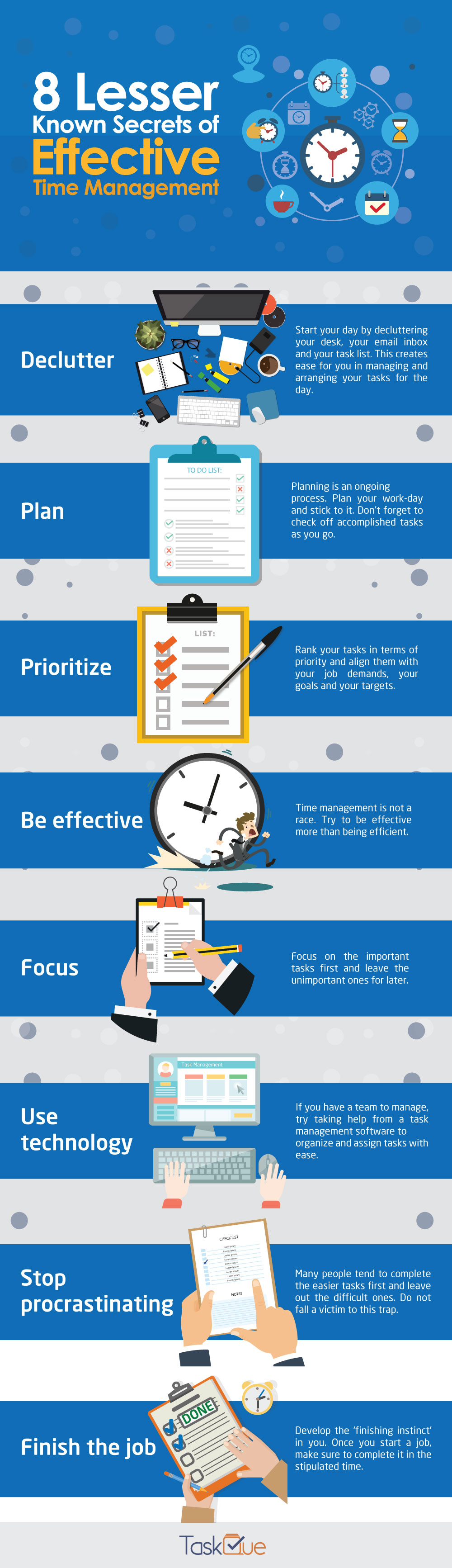 Secrets of Effective Time Management