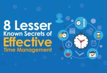 8 Lesser Known Secrets of Effective Time Management - TaskQue Blog