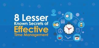 8 Lesser Known Secrets of Effective Time Management - TaskQue Blog