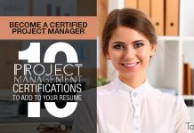 Become a Certified Project Manager