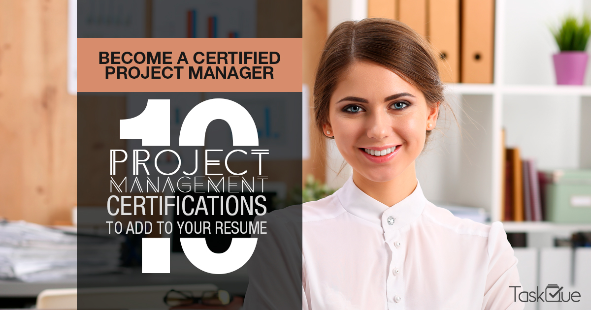 Become A Certified Project Manager 10 Project Management