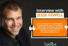Interview With Agile Coach And Co-Creator of PMI ACP Agile Certification, Jesse Fewell - TaskQue Blog
