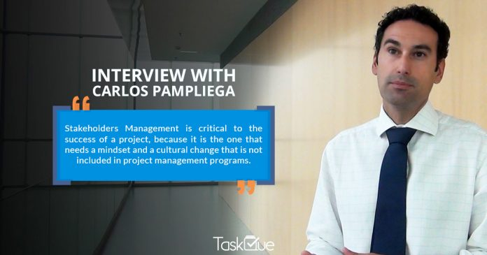 carlos pampliega interview