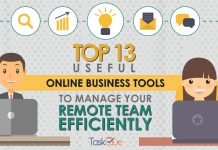 Online Business Tools to Manage Your Remote Team