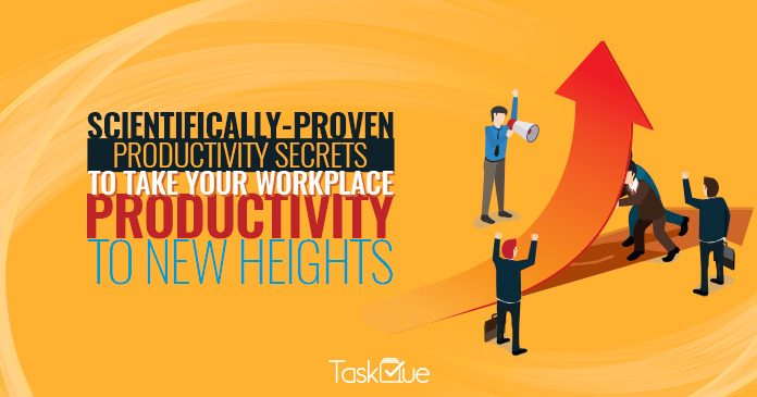 Proven Productivity Secrets