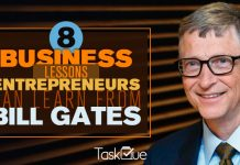 bill gates -entrepreneur lessons