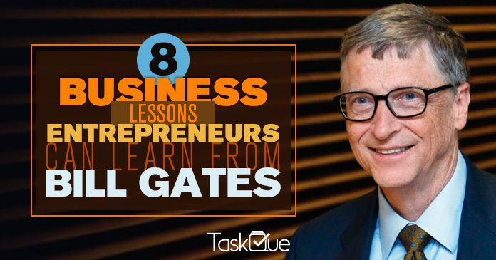 business lessons entrepreneurs can learn from bill gates