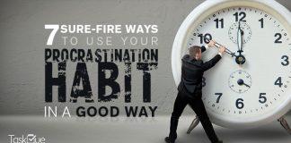 Procrastination Habit