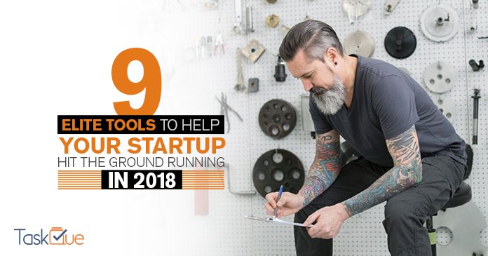 startup tools 2018