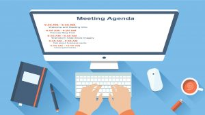 productive meetings agenda