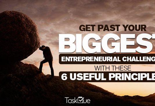 challenges of entrepreneurship