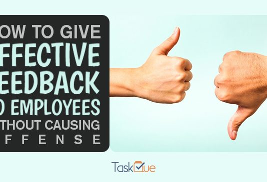 Effective feedback