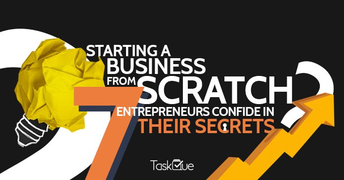 starting a business from scratch Start within your own personal connections on facebook and your email contacts to find like-minded creatives who may be able to assist you or be interested in your business.