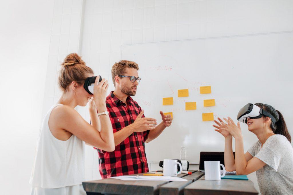 virtual brainstorming technique